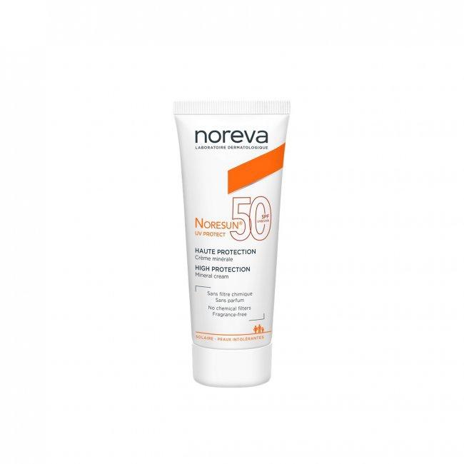 Noreva Noresun Uv Protect Mineral Cream (Fragrance Free) Spf 50