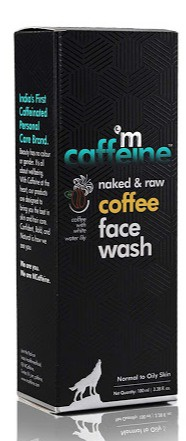 MCaffeine Naked & Raw Coffee Face Wash