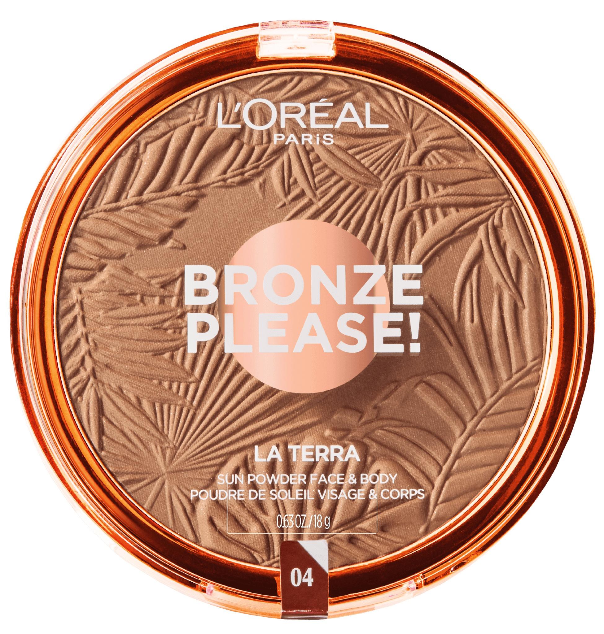 L'Oreal Bronze Please