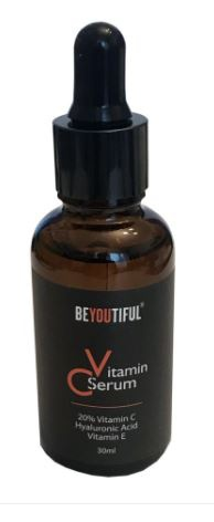 Beyoutiful Vitamin C, Hyaluronic acid, E vitamin serum