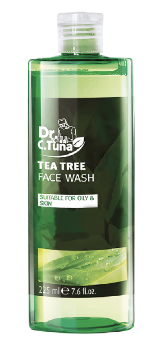 Dr. C. Tuna Tea Tree Series Face Wash