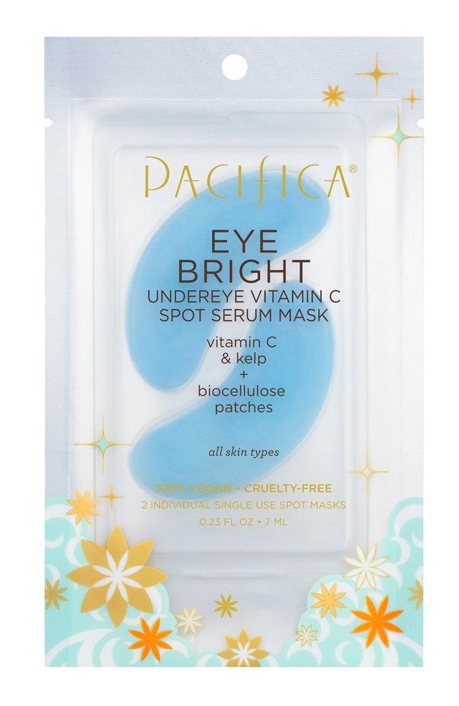 Pacifica Eye Bright Undereye Vitamin C Spot Serum Mask