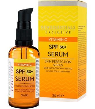 New Essentials Spf 50+ C Vitamini Serum