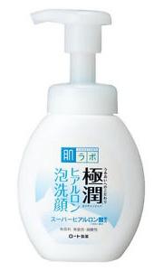 Hada Labo Gokujyun Super Hyaluron-Reinigungsschaum