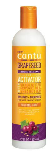 Cantu Grapeseed Strengthening Curl Activator