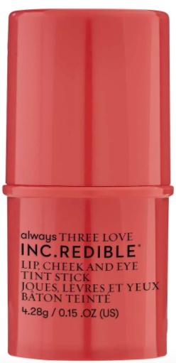 INC.redible Three Love Lip, Cheek And Eye Tint Stick (It's Gotta Be Love)