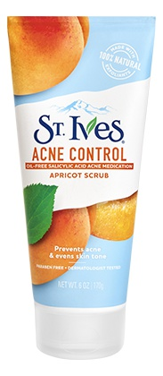 St Ives Acne Control Face Scrub