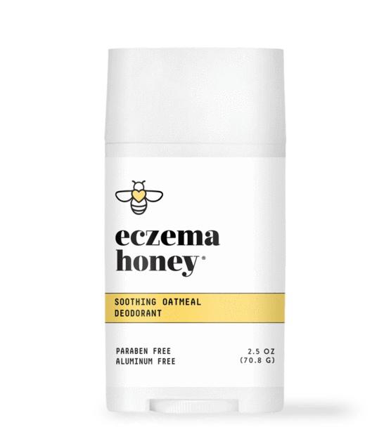 Eczema Honey Soothing Oatmeal Deodorant