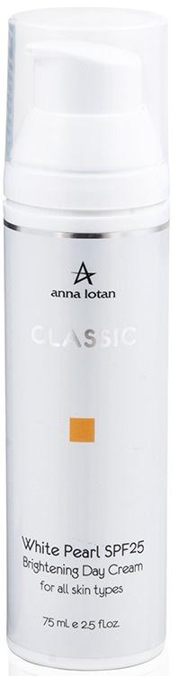 Anna Lotan White Pearl Spf25 Brightening Day Cream