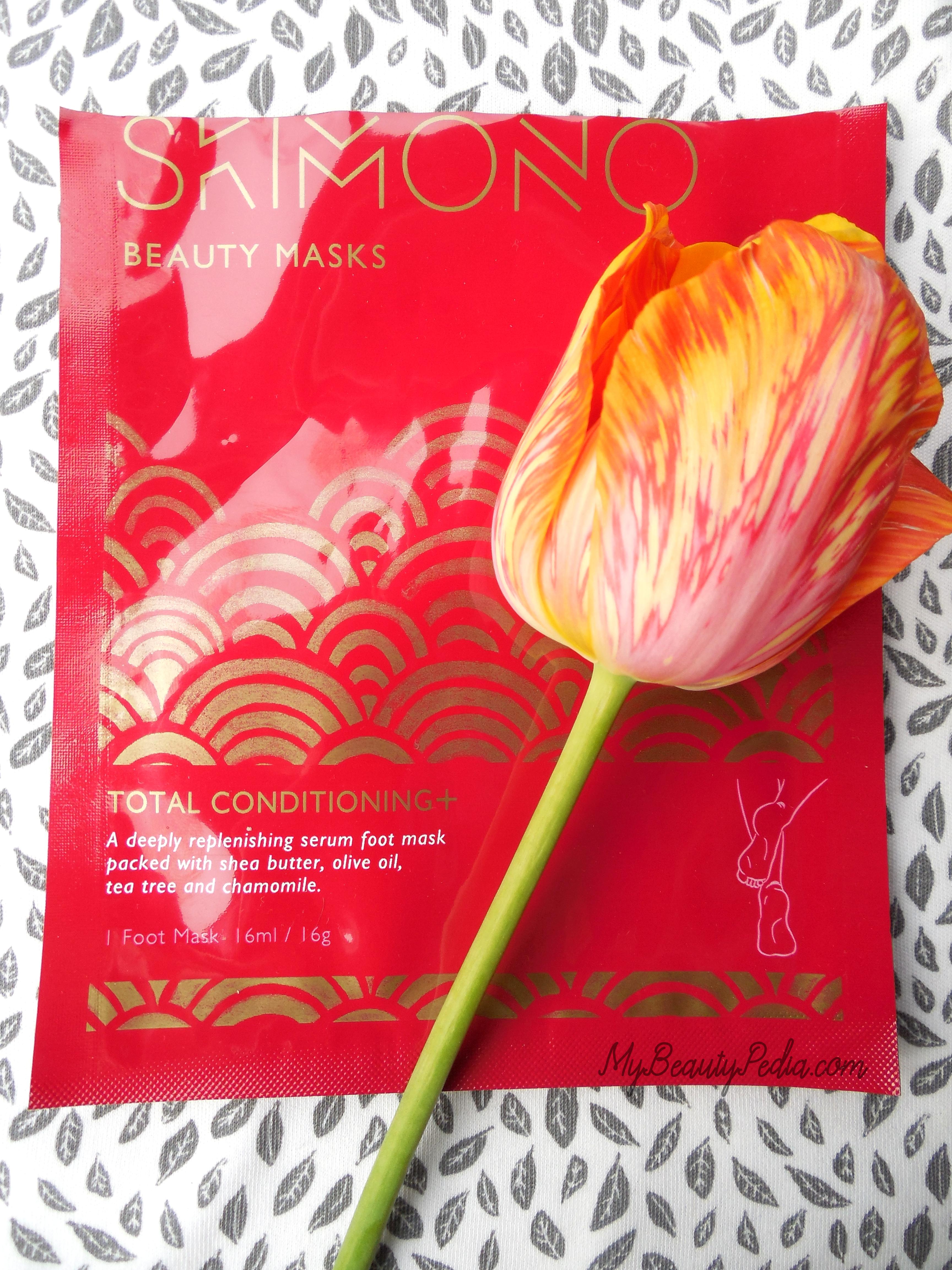 Skimono Beauty Foot Mask