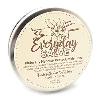 Everyday Beauty Everyday Salve Vanilla Scented