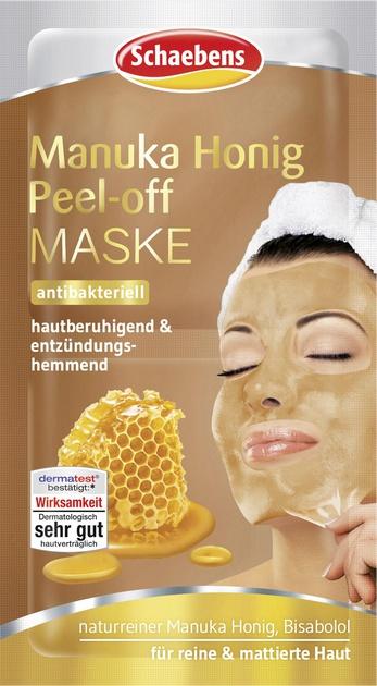 Schaebens Manuka Honig Peel-Off Maske
