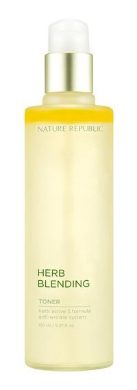 Nature Republic Herb Blending Toner