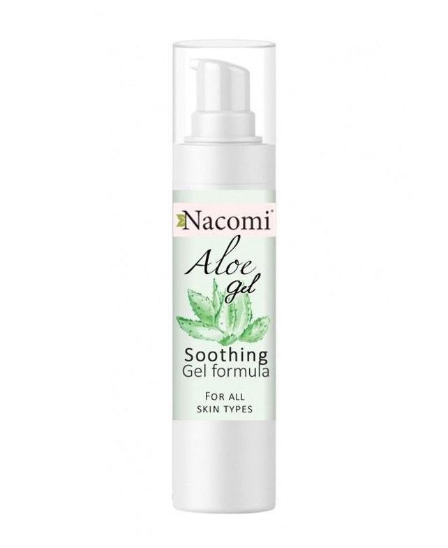 Nacomi Aloe Soothing Gel Formula