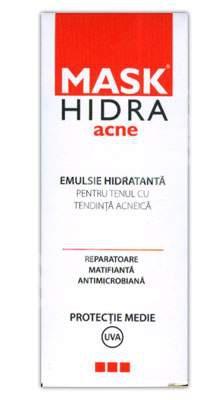 Mask Hidra Emulsie hidratanta
