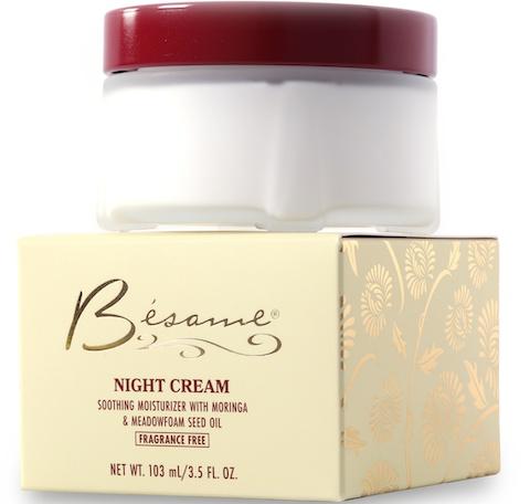 Besame Cosmetics Night Cream