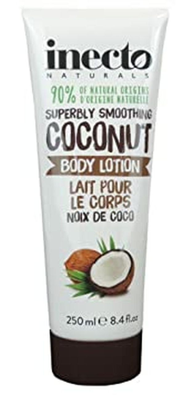 Inecto Naturals Superbly Smoothing Coconut Body Lotion
