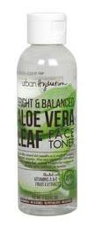 Urban Hydration Aloe Vera Face Toner