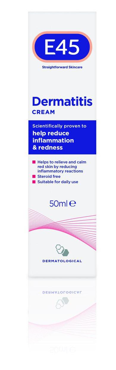 E45 Dermatitis Cream (7% Ectoin)