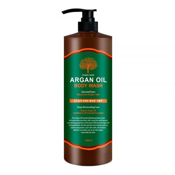 Pedison Char Char Argon Oil Body Lotion