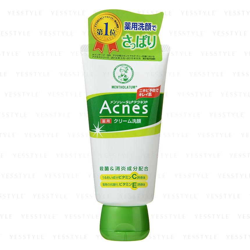 Rohto Mentholatum Acnes Face Wash