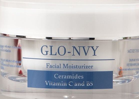 Nature's Therapeia Glo Nvy Facial Moisturizer