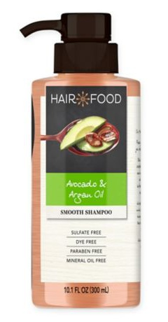 Hair Food Avocado And Argan Oil Shampoo