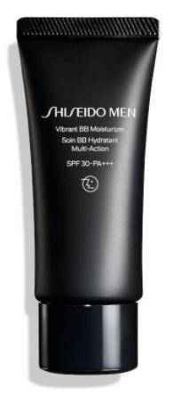 Shiseido Men Vibrant BB Moisturizer Spf30 Pa+++