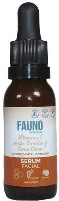 Fauno Serum Antiarrugas Con Vitamina C Antioxidante Antiedad Fauno