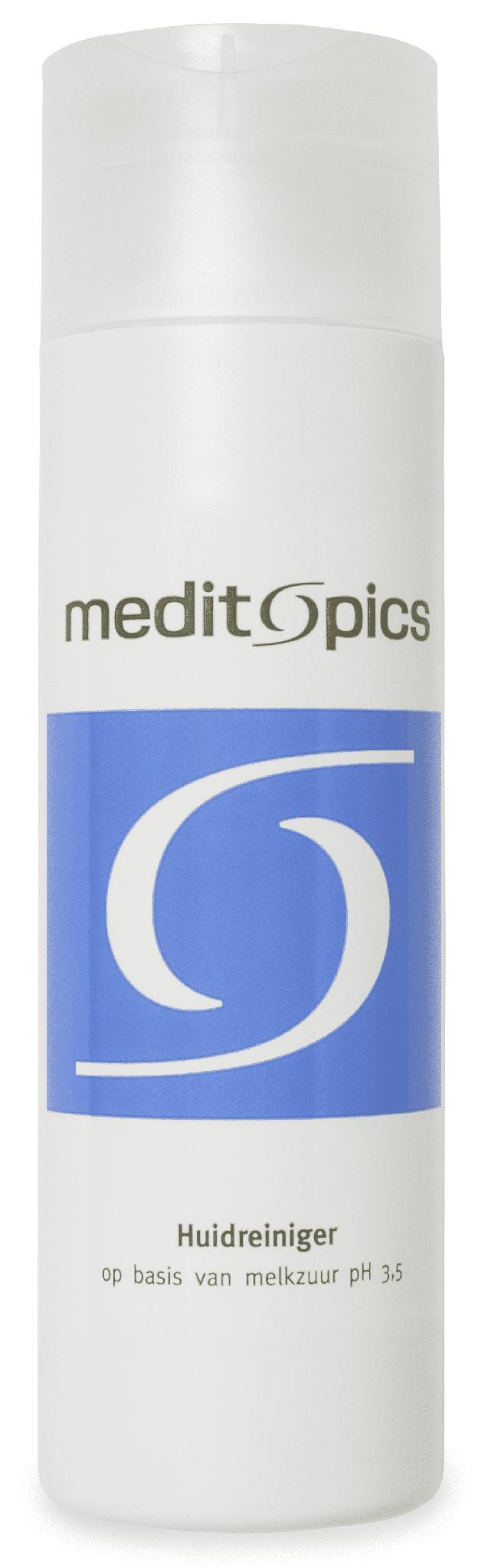 Meditopics Huidreiniger Op Basis Van Melkzuur Ph 3,5