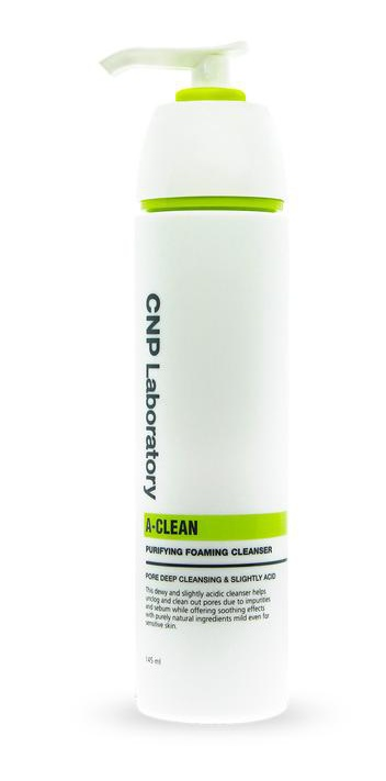 CNP Laboratory A-Clean Purifying Foaming Cleanser