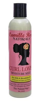 Camille Rose Naturals Curl Love Milk