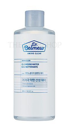 The Face Shop Dr.Belmeur Amino Clear Cleansing Water