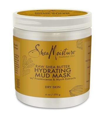 Shea Moisture Raw Shea Butter Hydrating Mud Mask