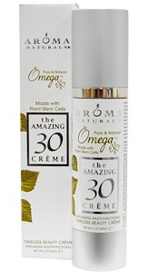 Aroma Naturals The Amazing 30 Creme