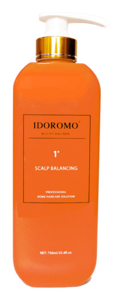 Idoromo Scalp Balancing Shampoo