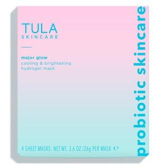 Tula Major Glow Cooling & Brightening Hydrogel Mask