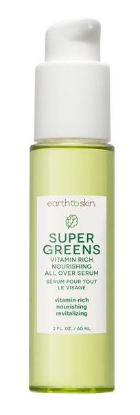 Earth To Skin Super Greens Serum
