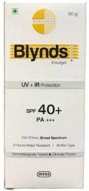 BLYNDS Emulgel SPF 40