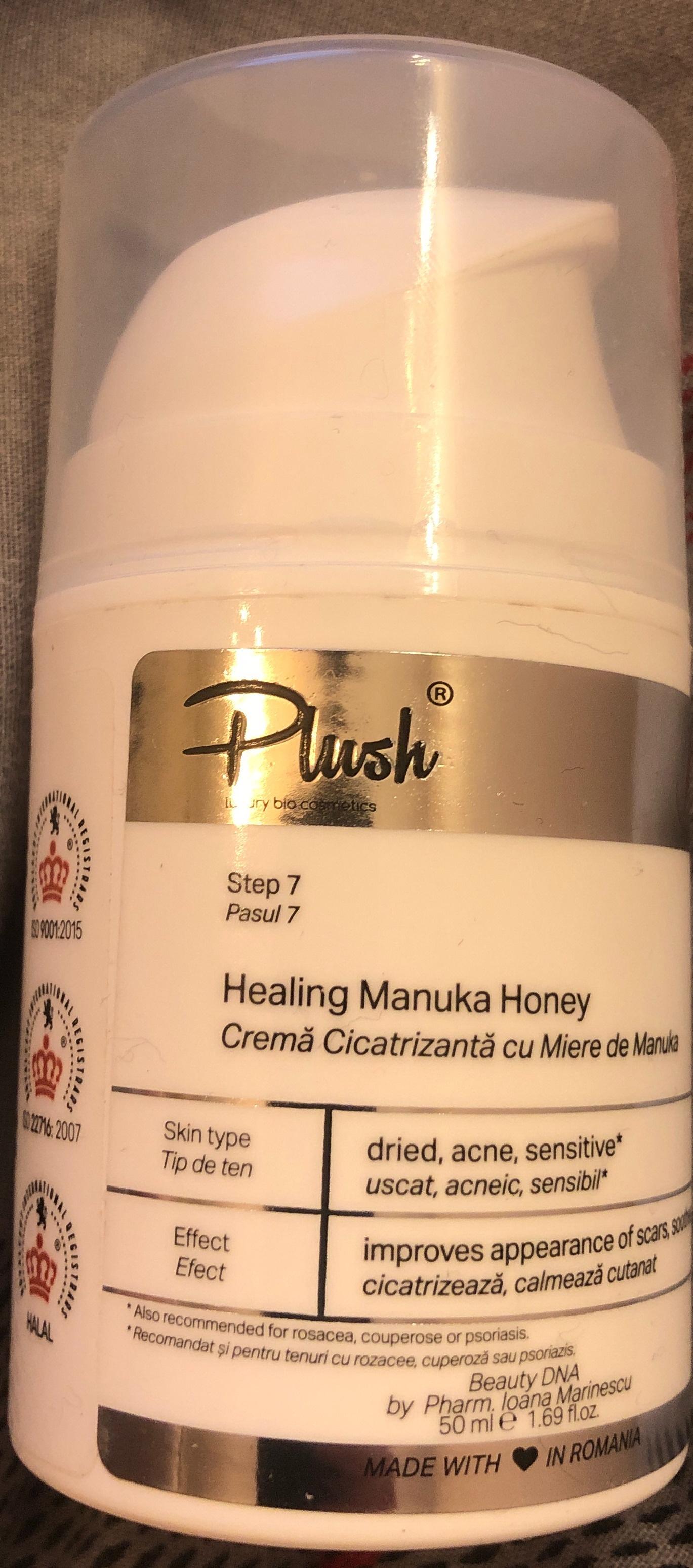 Plush Bio Healing Manuka Honey