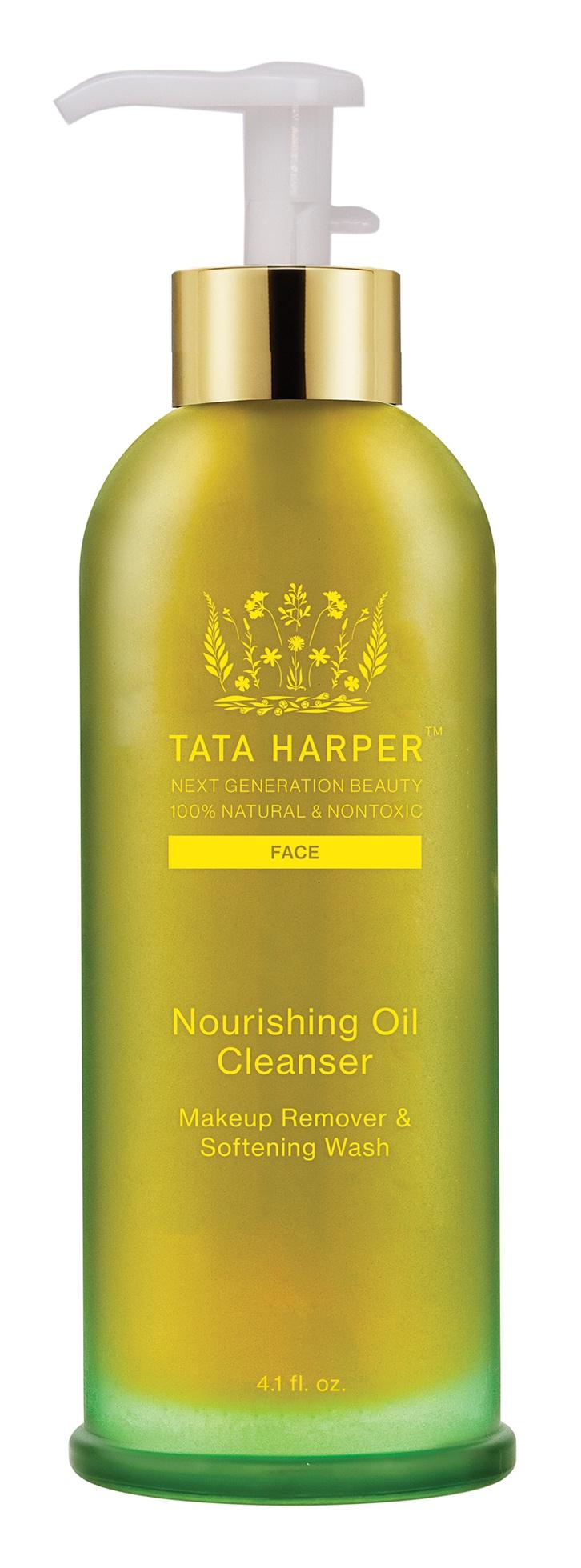 Tata Harper Nourishing Makeup Removing Oil Cleanser