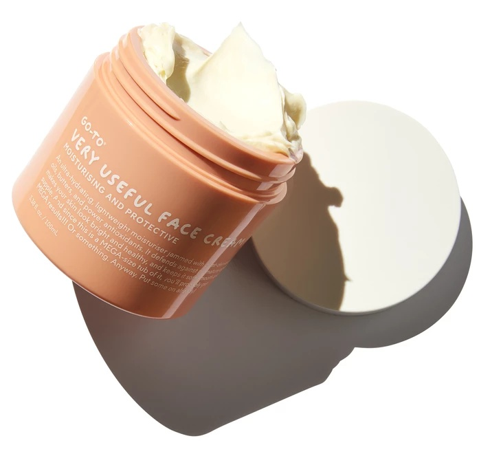 Go-To Very Useful Face Cream - Daily Moisturiser