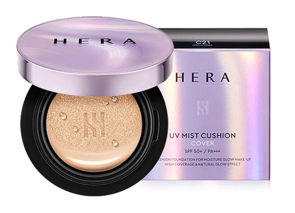 Hera UV Mist Cushion Cover SPF 50+ / Pa+++