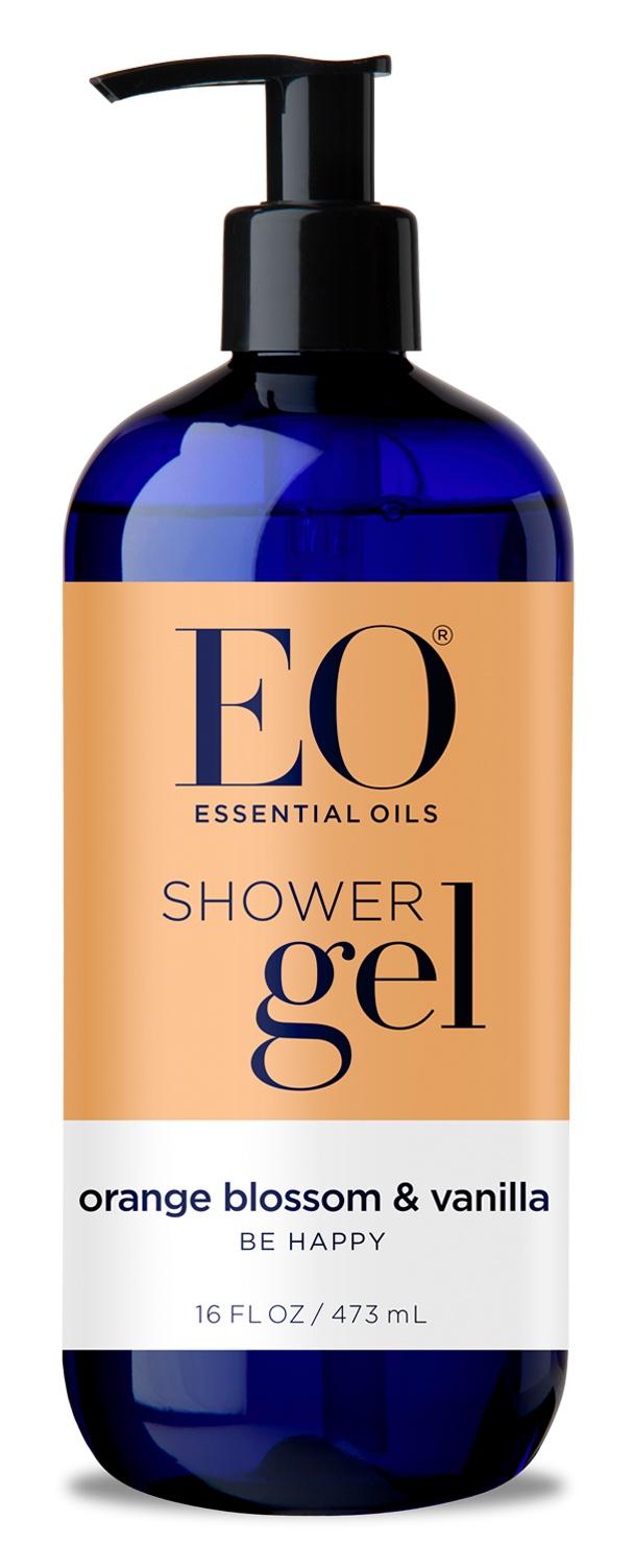 EO Orange Blossom Vanilla Shower Gel