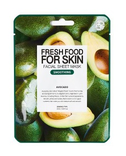 Farm Skin Fresh Food For Skin Facial Sheet Mask Avocado:Smoothing