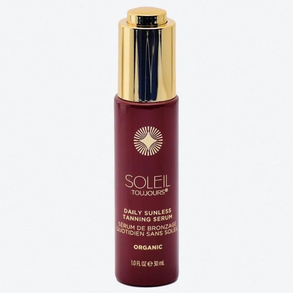 Soleil Toujours Organic Daily Sunless Tanning Serum
