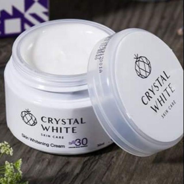 Crystal White Skin Care Skin Whitening Cream
