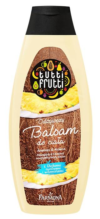 Tutti Frutti Pineapple & Coconut Nourishing Body Lotion