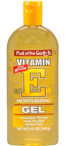 Fruit of the Earth Vitamin E Moisturizing Gel