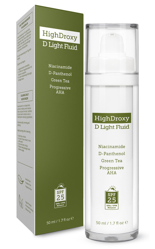 HighDroxy D Light Fluid Spf 25